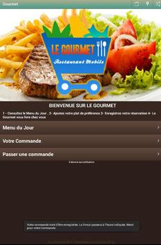 !!! LE GOURMET !!! apk screenshot