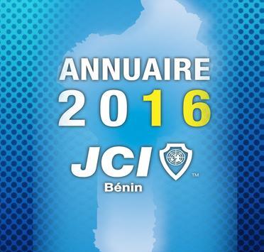 JCI BENIN ANNUAIRE poster