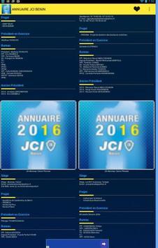 JCI BENIN ANNUAIRE apk screenshot