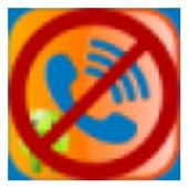 Calls Blocker Blacklist icon