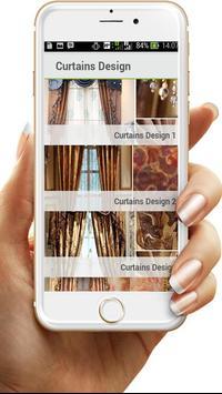Curtains Design Idea poster