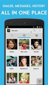 Contacts Dialer poster
