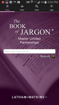 The Book of Jargon® - MLP poster