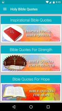 Holy Bible Quotes For Strength apk screenshot