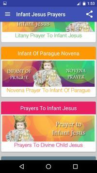 Infant Jesus Prayers apk screenshot