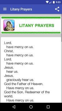 Marian Novena Prayers apk screenshot