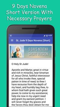 St Jude Novena Prayers apk screenshot