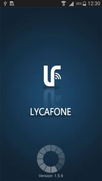 Lycafone poster