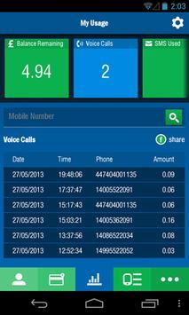 Lycamobile apk screenshot