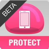 Beta-Check Point Protect icon