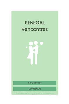 Senegal Rencontres poster