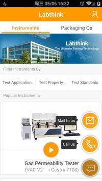 Labthink poster