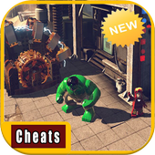 Guide lego marvel heroes New icon