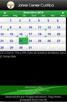Johrei Center Área Curitiba apk screenshot