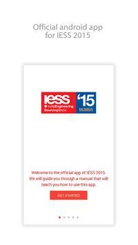 IESS 2015 poster