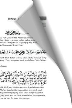 Tafsir Ibnu Katsir Juz 1 apk screenshot