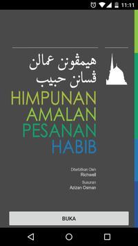 Himpunan Amalan Pesanan Habib poster