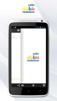 Radio Ciudadana apk screenshot