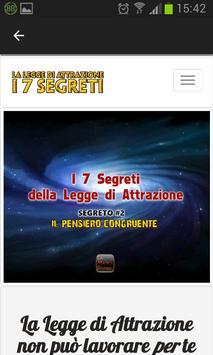 I 7 Segreti apk screenshot