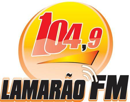 Radio Lamarão FM poster