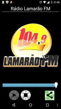 Radio Lamarão FM apk screenshot