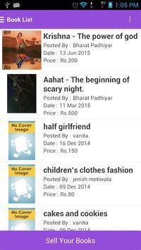 Sell a Book apk screenshot