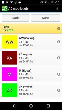 AO mobileJob apk screenshot