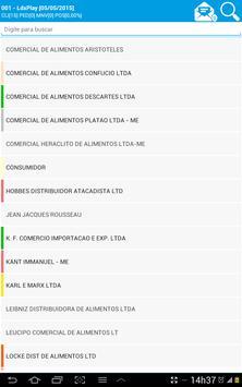 Landix Flex - Sales Force apk screenshot
