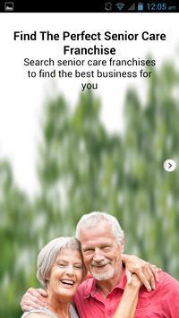 Senior Care Franchises poster