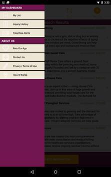 Senior Care Franchises apk screenshot