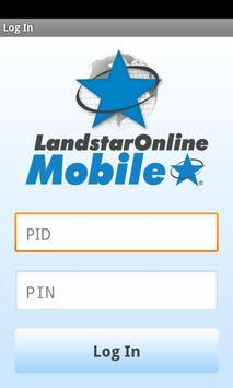 LandstarOnline Mobile poster