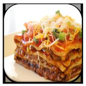 easy lasagna recipe icon