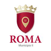 Municipio 2 in tasca icon