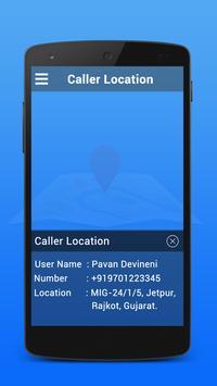 Mobile Caller Location Tracker apk screenshot