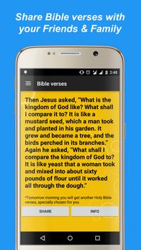 Bible Verses & Jesus Quote Pic apk screenshot