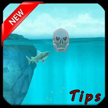 New Hungry shark Evolution Tip poster