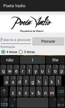 Poeta Vadio poster