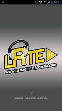 LA RADIO TE ESCUCHA poster