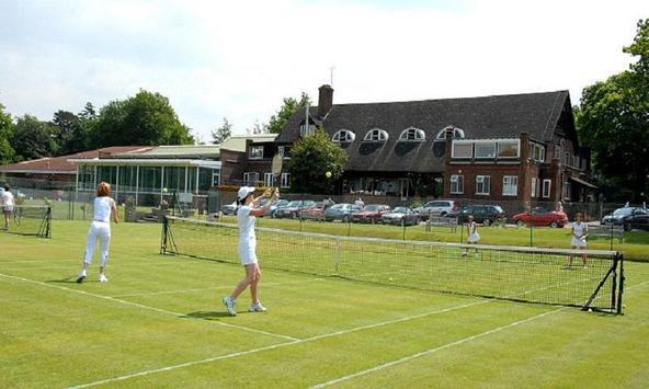 Lawn Tennis Secrets poster