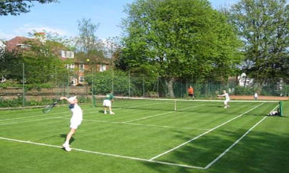 Lawn Tennis Secrets apk screenshot
