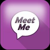 Free MeetMe Chat Messenger icon