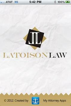 Latoison Law App apk screenshot