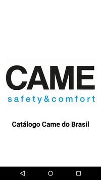 CAME Brasil poster