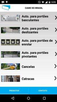 CAME Brasil apk screenshot