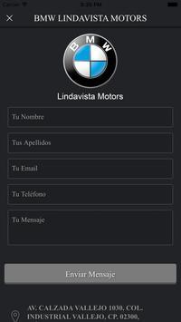 BMW LINDAVISTA apk screenshot