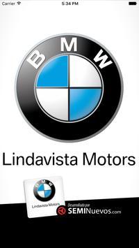BMW LINDAVISTA poster