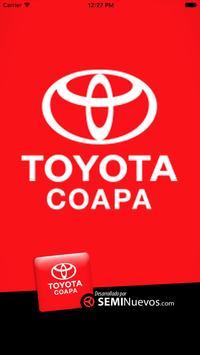 Toyota Coapa poster
