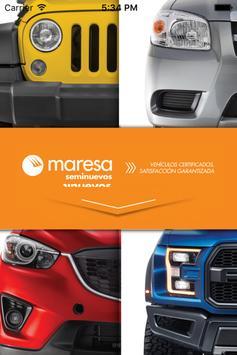 Maresa Seminuevos poster