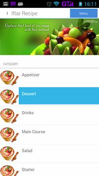 Iftar Recipe apk screenshot