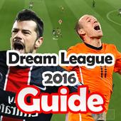 Guia Para Dream League 16 icon
